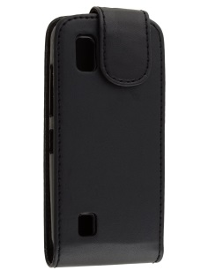 Nokia Asha 300 Leather Case