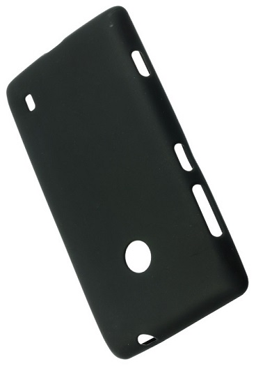 Nokia Lumia 520 Slim Case Black