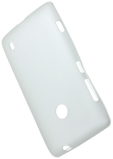 Nokia Lumia 520 Slim Case White