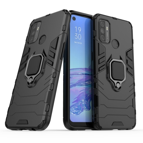 Oppo A53s Tough Case Black