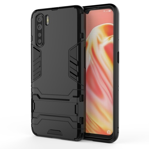 Oppo A91 Tough Case Red