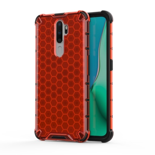 Oppo A9 2020 Tough Case Red