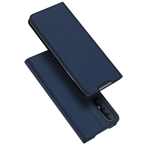 Oppo Find X2 Neo Wallet Case Blue