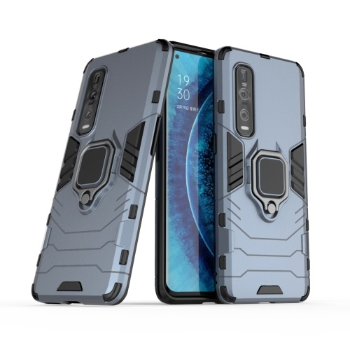 Oppo Find X2 Pro Tough Case Navy