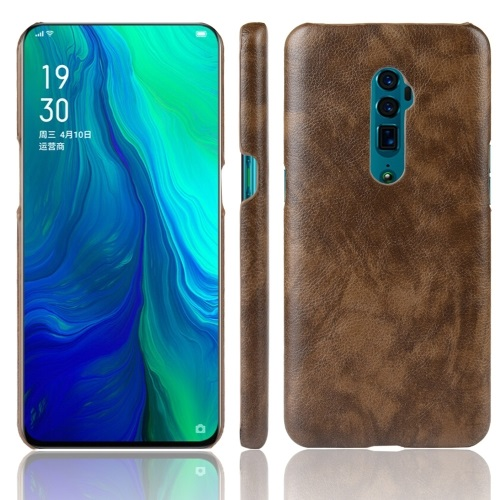 Oppo Reno 5G PC Case Brown