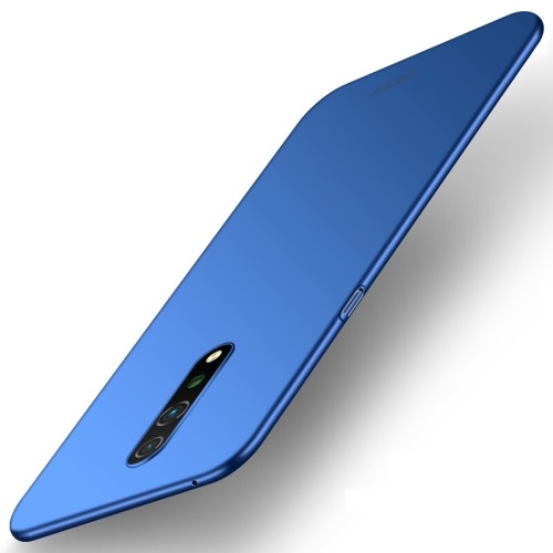 Oppo Reno Z Ultra Thin Hard Case Blue
