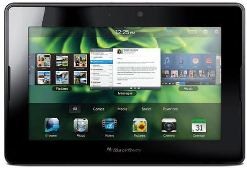 Blackberry Playbook Accessories