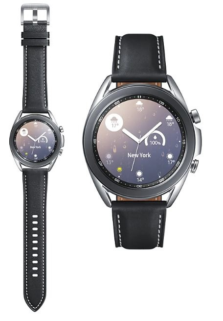 Samsung Galaxy Watch3 Bluetooth 41mm Mystic Silver