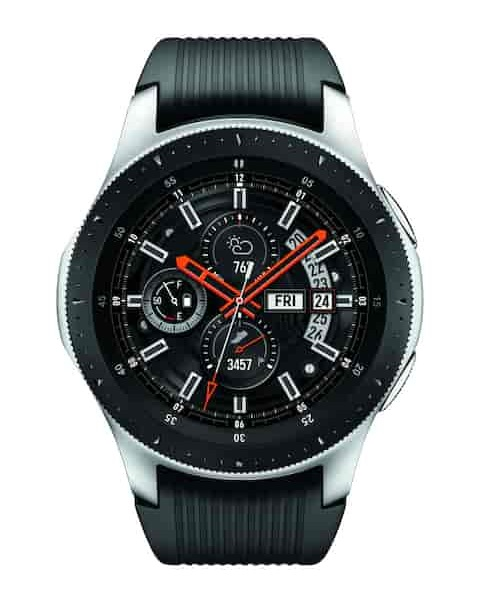 Samsung Galaxy Watch Bluetooth 46mm Silver