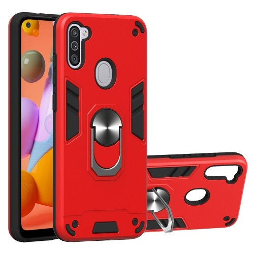 Samsung Galaxy A11 Tough Case Red