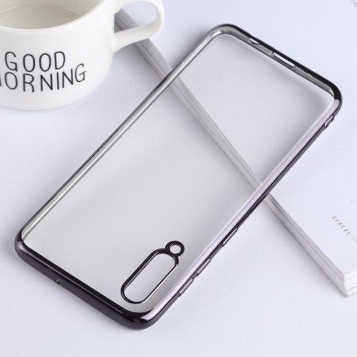 Samsung Galaxy A50 TPU Case Clear And Black