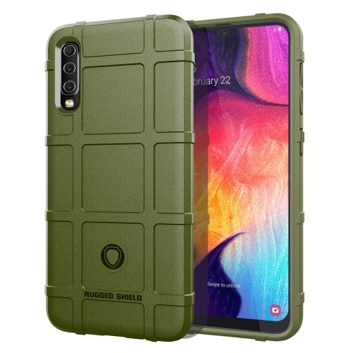 Samsung Galaxy A50 Tough Case Army Green