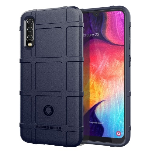 Samsung Galaxy A50 Tough Case Blue
