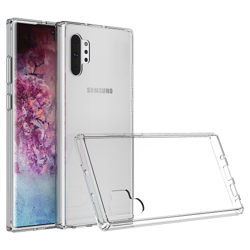 Samsung Galaxy Note 10 Plus Case Clear