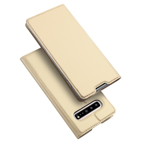 Galaxy S10 5G Wallet Case Gold