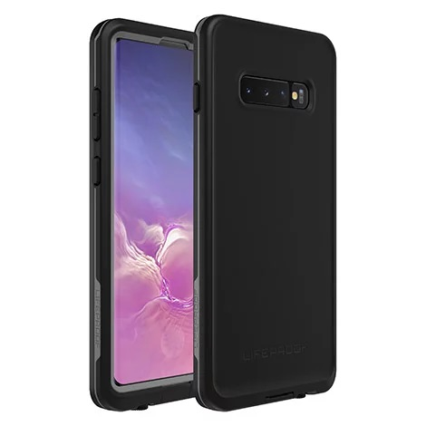 Lifeproof Fre Case For Galaxy S10 Plus Asphalt