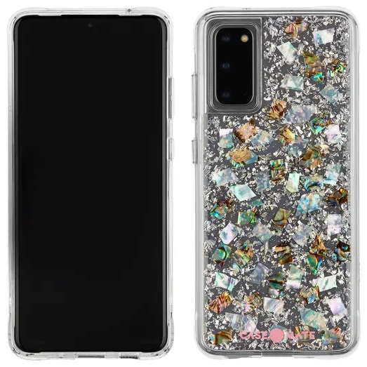 Case-Mate Karat Case Pearl For Galaxy S20