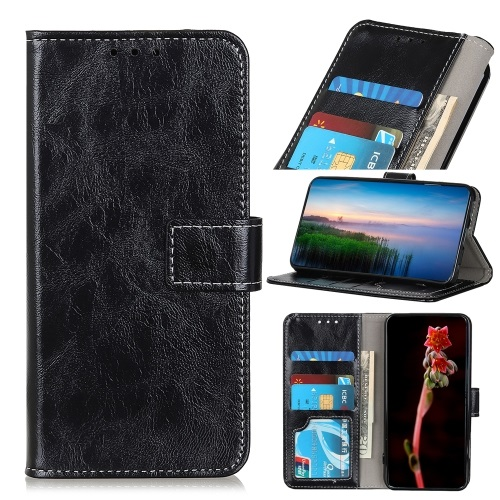 Samsung Galaxy S20 FE PU Leather  Case Black