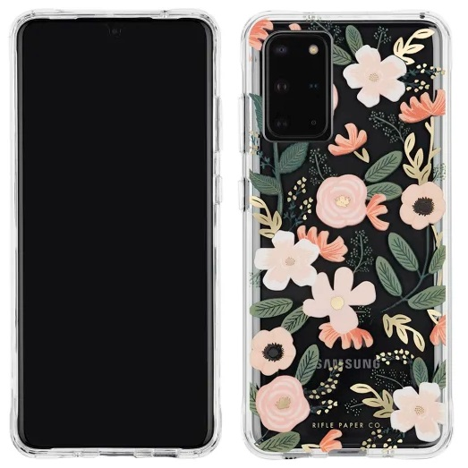 Case-Mate Rifle Paper Case Wildflowers For Galaxy S20 Plus