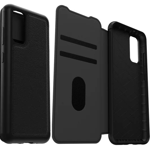 Otterbox Strada Case Shadow Black For Galaxy S20 Plus