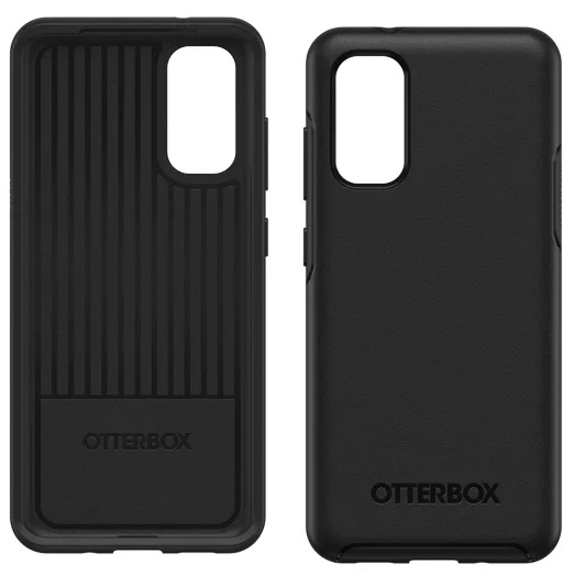 Otterbox Symmetry Case Black For Galaxy S20 Plus