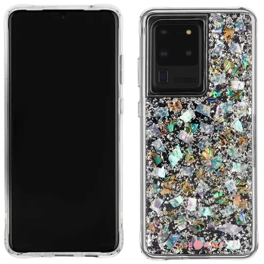 Case-Mate Karat Case Pearl For Galaxy S20 Ultra