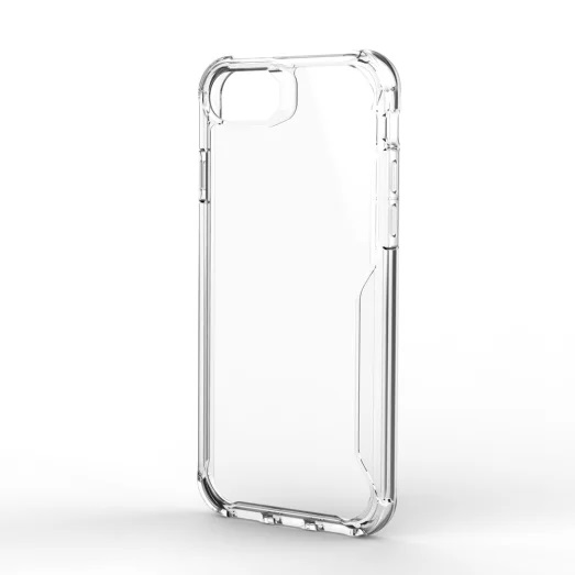 Cleanskin Protec Case Clear For Galaxy S20 Ultra