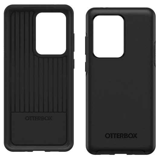 Otterbox Symmetry Case Black For Galaxy S20 Ultra