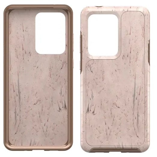 Otterbox Symmetry Clear Case Set In Stone For Galaxy S20 Ultra