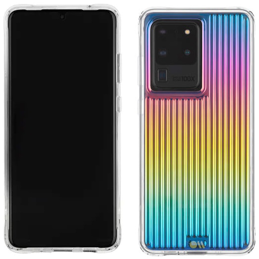 Case-Mate Tough Groove Case Iridescent For Galaxy S20 Ultra