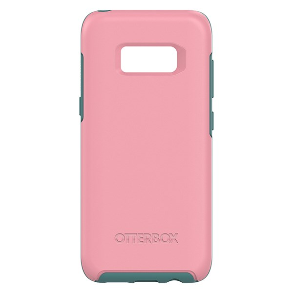 OtterBox Symmetry Case Rose/Green S8 Plus