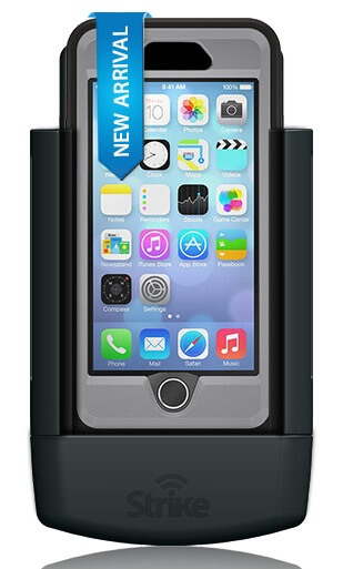 Strike Alpha Cradle For Apple iPhone 6 And iPhone 6S In OtterBox Defender Case DIY