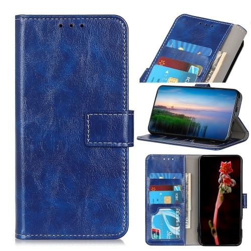 Telstra Essential Pro 2 Wallet Case Blue