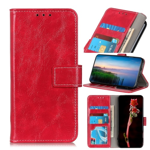 Telstra Essential Pro 2 Wallet Case Red