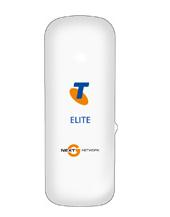 Telstra Elite Prepaid Wireless USB Modem MF668